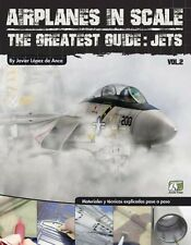 Accion Press-Euro Modelismo Publications- Airplanes In Scale #2 Jets