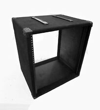 """Procraft 1U 16"""" Deep Equipment Rack 6 Space - Made in the USA - With Rack Screws"""