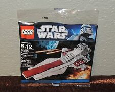 New Lego Star Wars 30053 Republic Attack Cruiser, Year 2011