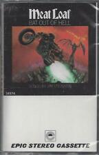 MEAT LOAF BAT OUT OF HELL Two Out Of Three Ain't Bad Paradise NEW CASSETTE