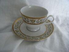 C4 Porcelain Saltmann Weiden Bavaria Cup & Saucer 14x8cm 5C6A