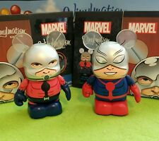 "DISNEY Vinylmation 3"" Park Set 1 Marvel Antman Eachez Varian & Non with Box"