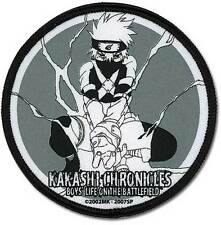 """Naruto Shippuden KAKSHI CHRONICLES PATCH 3"""" Licensed by GE Animation"""