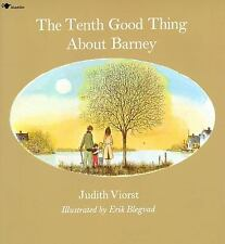 The Tenth Good Thing About Barney - Viorst, Judith - Paperback