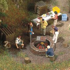 Busch HO 5407 Lagerfeuer & Grill #NEU in OVP#
