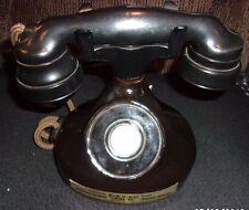Vintage Jim Bean 1928 French Telephone Decanter/Liquor bottle