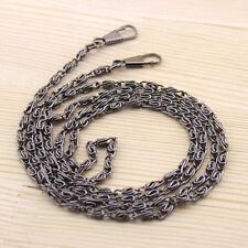 120 CM Black Shoulder strap chain For Handbag Purse Shoulder Strap Bag