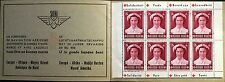 BELGIEN BELGIUM 1953 963 II MH B534a Dutch Inscription Red Cross Rotes Kreuz MNH