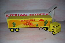 1983 ATA SMC Sales Marketing Council Scottsdale AZ Winross Diecast Trailer Truck