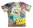 Adventure Time 3D Fun T-shirt Casual Shirt #WD025