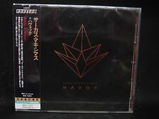 CIRCUS MAXIMUS Havoc + 1 JAPAN CD The Magnificent Kamelot Carnivora Black Comedy