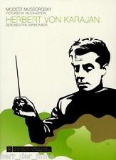 Herbert von Karajan dirigiert BILDER EINER AUSSTELLUNG (NEU+OVP)