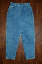 Vintage Lee Riders Denim Jeans ~ Sz 13 ~ Classic Rise ~ Tapered Leg ~Stonewashed