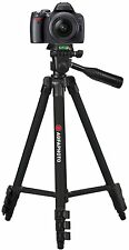 "AGFAPHOTO 50"" Pro Tripod With Case For Nikon Coolpix S4100 S3100"