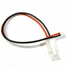 C1101X RC 2 Pin JST-XH Male to Tamiya Male 20AWG 20cm Silicone Wire Adapter