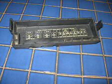 91 92 93 94 95 JEEP CHEROKEE WRANGLER 4 OR 6 CYLINDER FUSE BOX BLOCK COVER OEM