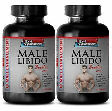Tribulus Terrestris 1000 - Male Libido Booster 1270mg - Prostate Supplement 2B