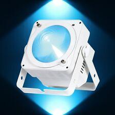 LEDJ Slimline 1t36 PANNOCCHIA (Bianco Alloggiamento) ledj57a-LED DISCOTECA LUCE PAR può individuare