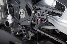 BMW S 1000 RR 2015-2017 ADJUSTABLE REARSET REARSETS ABS  QUICK SHIFTER PEGS LSL