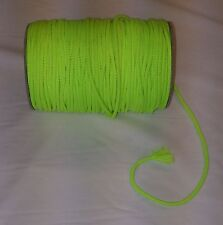 ANORAK CORD FLUORESCENT DRAWSTRING CUSHION PIPING HOODIE JACKET COAT 2 MT 5MM