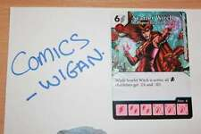 Scarlet Witch, Avengers Disassembled - Dice Masters - Monthly Op Kit