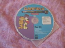 PC 2004 GARFIELD ITS ALL ABOUT NUMBERS 3 - 4 COUNTING READING PHONICS 5 - 6