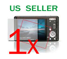 1x Sony CyberShot DSC-W530 Clear LCD Screen Protector Guard Cover Film