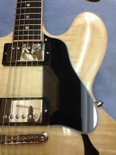 Gibson ES-335 SHORT Custom 2013 Pickguard 5-Ply Black W/Mount Guitar Project NEW