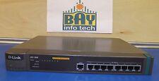 DES-1008 D-LINK 10/100 Fast Ethernet Switch 8 Port