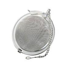 "Kuchenprofi Stainless Steel 2"" Tea Ball - Steeper / Infuser"
