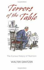 Terrors of the Table: The Curious History of Nutrition-ExLibrary