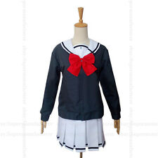 Yuki Yuna is a Hero Yūna Yūki Mimori Tōgō School Uniform Cosplay Cos Costume