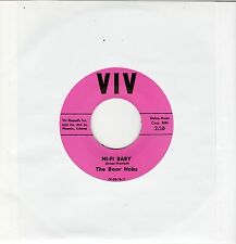 "The Door Nobs – Hi-Fi Baby / I Need Your Lovin', Babe 7"" 45 Garage Pebbles"