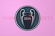 UEFA Champions League Winner 2014 Real Madrid Sleeve Soccer Patch / Badge