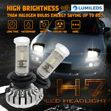 PHILIPS Holden VE Commodore Low Beam Headlight LED Kit H7 80W SSV series 1&2 HSV