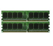 NEW! 2GB 2x1GB DDR2 PC6400 PC2-6400 800 MHz LOW DENSITY Desktop Memory RAM KIT