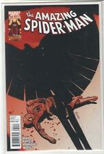 Amazing Spiderman #624 The Gauntlet Vulture Electro 9.6