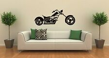 Wall Stickers Vinyl Decal Motorcycle Racing Extreme Speed Garage (ig1011)