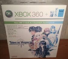 Japanese Microsoft Xbox 360 20GB Tales Of Vesperia Console Japan NTSC J No Game