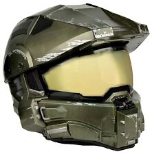 Master Chief - Motorcycle Helmet - Size X-LARGE - NECA