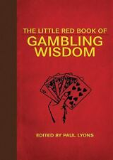 The Little Red Book of Gambling Wisdom (Little Red Books)-ExLibrary