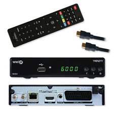 hd sat receiver Digital Satelliten Receiver Full HD HD HDTV HDMI USB LAN SCART