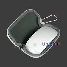 Soft carrying Sleeve case for Apple Magic 2 II Gen Bluetooth Wireless Mouse Pad