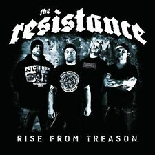 """RESISTANCE + RISE FROM TREASON + 2 X 7"""" Vinyl, 2013 + New/Sealed +Heavy Metal+"""