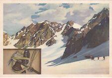 #  militari -ALPINI: NEL RIQUADRO PICCOZZA  FUNE E SCARPONI ediz. 1941 n.1000/3
