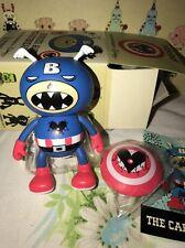 Kidrobot Heroes And Heartbreakers Bubnis Cap N Urban Vinyl Figure