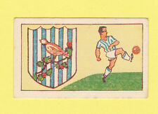FOOTBALL - CLEVEDON CONFECTIONERY - FOOTBALL CLUBS CARD - WEST  BROMWICH -  1961