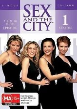Sex And The City - Singles : Season 1 : Disc 2 (DVD, 2006)
