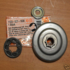 "Genuine Stihl Rim Sprocket Kit MS210 MS211 MS230 MS250 1123 007 1030 3/8"" P 7T"