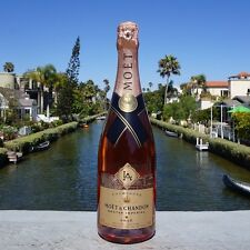 MOET & CHANDON NECTAR IMPERIAL ROSE LIMITED EDITION LOS ANGELES 750ml
